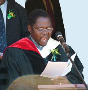Rev. Dr. M Mpofu