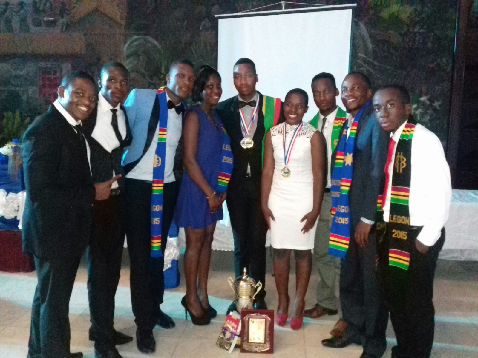 Great Debaters Soar in Ghana