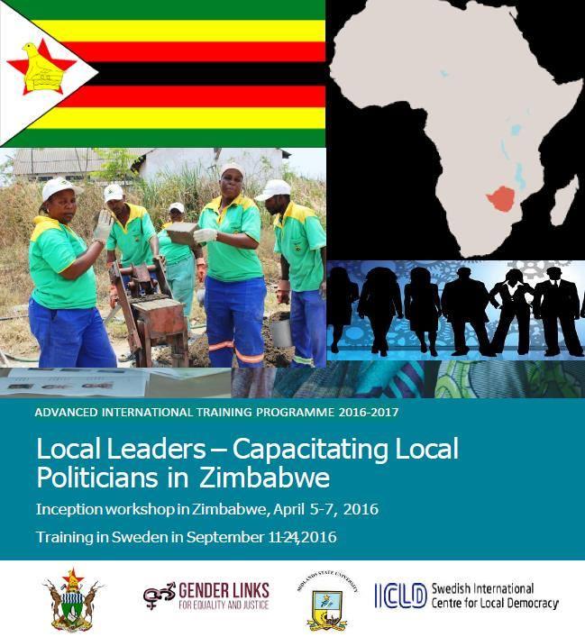 Capacitating Women Leaders in Zimbabwe