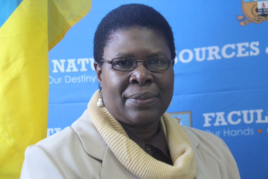 Chairperson Mrs N Ncube