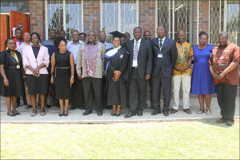 EMBA CLASS OF 2015 PLOUGHS BACK TO THE UNIVERSITY